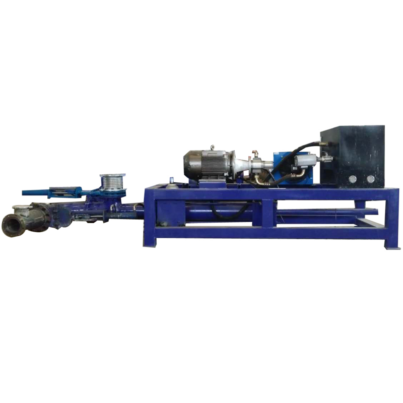 密闭式液压输送泵